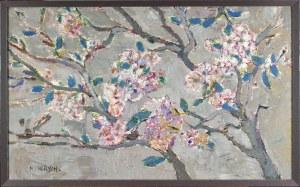 Henryk KRYCH (1905 – 1980), Kwitnące drzewa