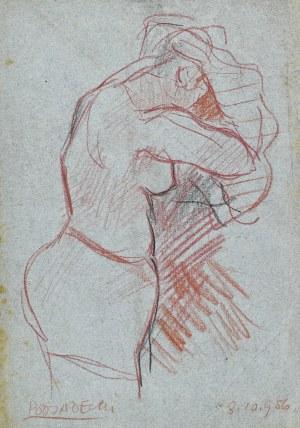 Kazimierz PODSADECKI (1904-1970), Akt kobiecy, 1956