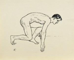 Wlastimil HOFMAN (1881-1970), Start