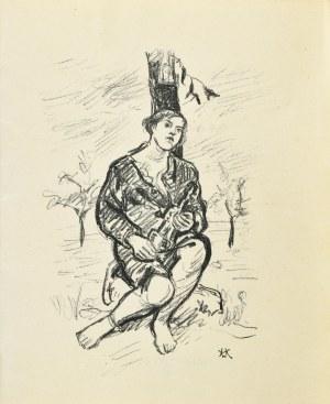 Wlastimil HOFMAN (1881-1970), Boży śpiewak
