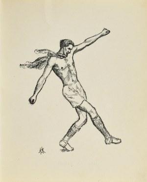 Wlastimil HOFMAN (1881-1970), Obrona piłki