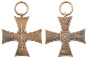 KRZYŻ WALECZNYCH wz. 1920