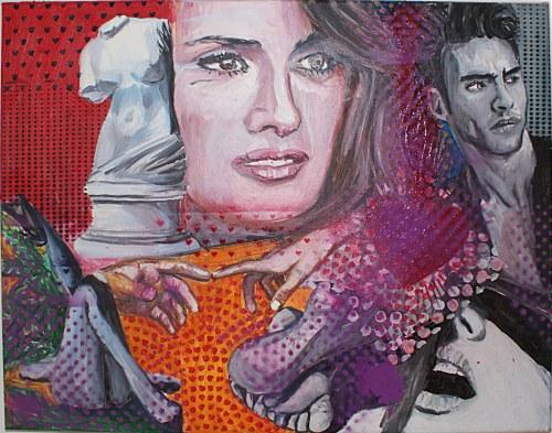 Ilona Foryś, Collage, 2021