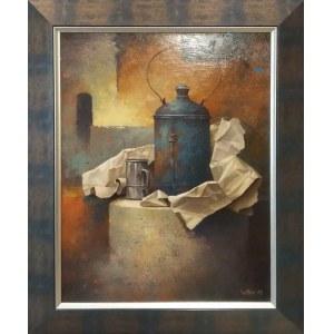 Edward Szutter, Anepigraf VI z cyklu Pod pozorem codzienności, 2005