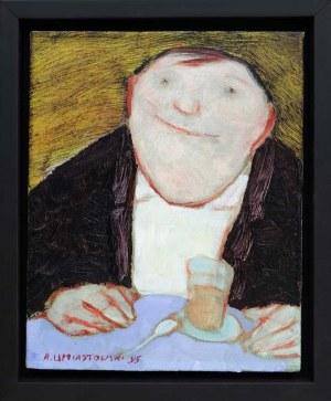 Andrzej Umiastowski, Portret, 1995