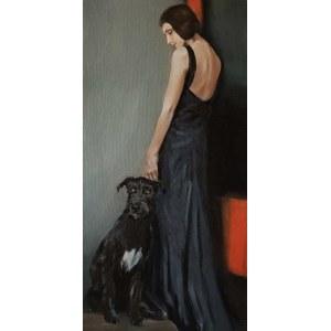 Jan Dubrowin, Grzeczny pies, 2021