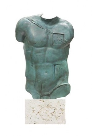 Igor Mitoraj, Perseusz, 1988