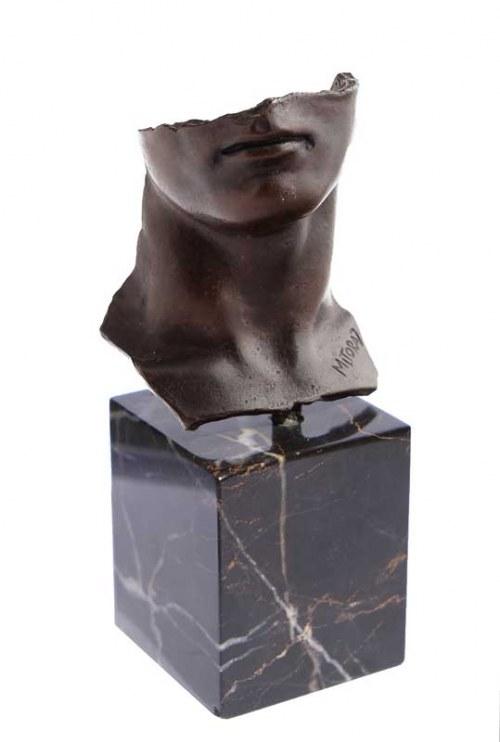 Igor Mitoraj, Portret męski (734/1000)