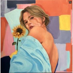 Zanna Brzyzek (ur. 1980), Waves of happiness, 2021
