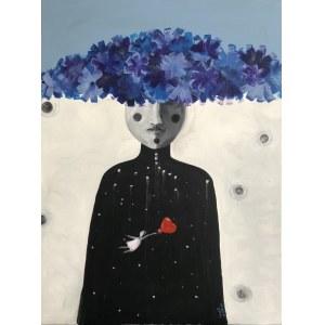 Weronika Sobik (ur.1988), My heart, 2021