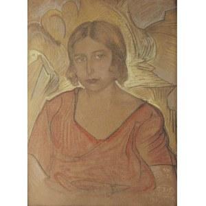 Stanisław Ignacy Witkiewicz WITKACY (1885 -1939), Zofia Jakimowicz-Bujak, 1924