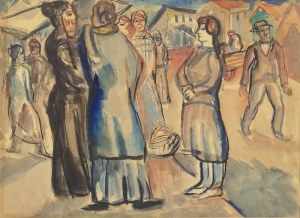 Henryk EPSTEIN (1890 - 1944), Na targu