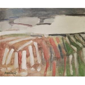 Tadeusz DOMINIK (1928-2014), Pole III, 1968