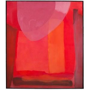 Aleksandra Szewczuk (ur. 1982), Transkrypcja (Czerwony), 2021