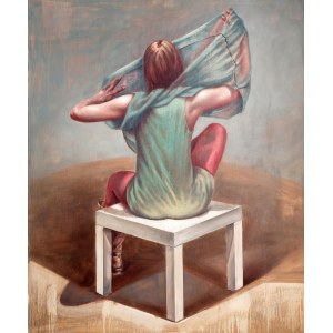 Sylwester Stabryła (ur. 1975), Rozciąganie odprężone, 2013