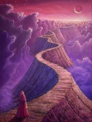 Konstantyn PŁOTNIKOW (ur. 1991), The Road 6, 2021