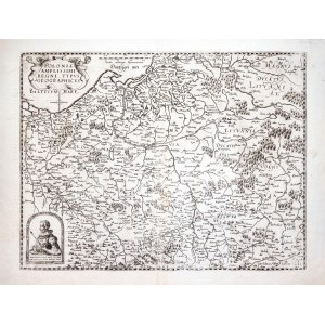 Gerard de Jode, Poloniae Amplissimi Regni Typus Geographicus