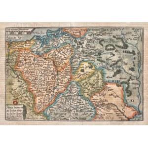 Johann Bussemacher, Poloniae finitimarum que locorum descriptio…