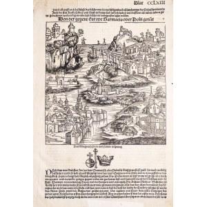 Hartmann Schedel (1440-1514), Von der gegent Europe Sarmacia oder Poln genat