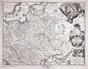 Jacob Sandrart, Nova Totius Regni Poloniae Magniq Ducatus Lithuanie cum fuis Palatinatibus Acconfiniis