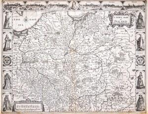 John Speed, Dirck Grijp, A Newe Mape of Poland