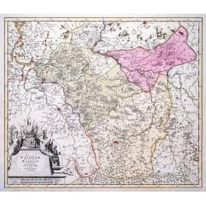 Cornelis Danckerts III, Regni Poloniae Ducates Mazoviae et Province Cujaviae