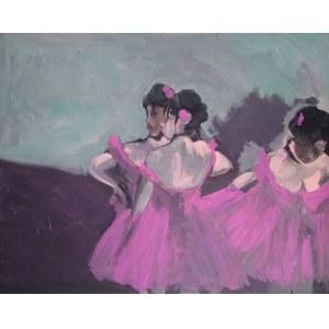 Leszek Drygalski, Balet wg Degas'a
