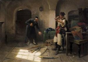 Ajdukiewicz Zygmunt, OCENA SZABLI, 1884