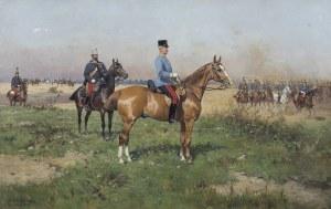Ajdukiewicz Tadeusz, GENERAŁ KSIĄŻĘ LEOPOLD VON CROY, 1888