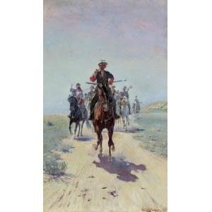 Pawliszak Wacław, POWRÓT Z NARZECZONĄ, 1890