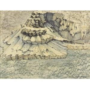 Lebenstein Jan, WIELKI KANION (GRAND CANYON), 1981