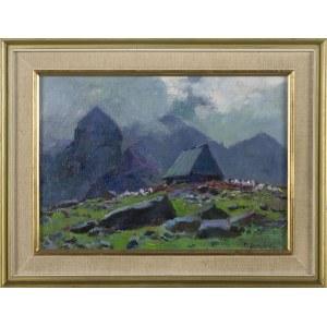 Michał STAŃKO, Chata w górach
