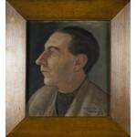 Wlastimil HOFMAN, Portret Henryka Voglera