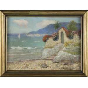 Roman BRATKOWSKI, Pejzaż z Capri