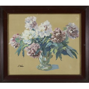 Erno ERB, Kwiaty w wazonie