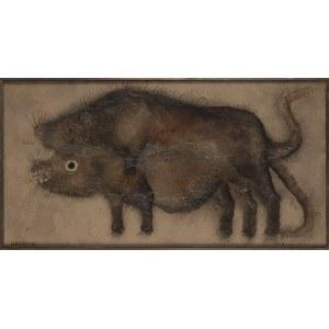 Jan LEBENSTEIN, Les rats, 1960