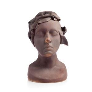Portret kobiety - rzeźba - Marita Benke-Gajda