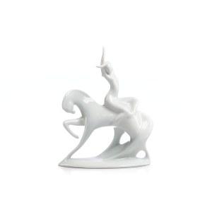 Figurka Woltyżerka - Royal Dux