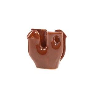 Serwetnik tzw. Kogucik - Zakłady Porcelany i Porcelitu w Chodzieży