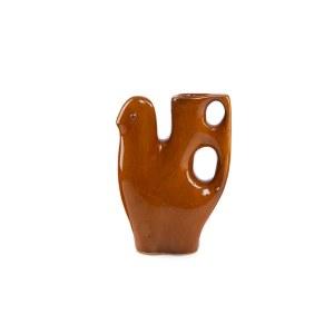 Wazonik tzw. Kogucik - Zakłady Porcelany i Porcelitu w Chodzieży