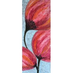 Paulina Leszczyńska, Czerwone tulipany