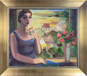 Anna Karpowicz-Westner ( 1951 ), Słoneczny dzień 2008