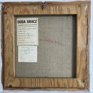 Jerzy Duda-Gracz ( 1941 - 2004), Portret Janosza Pataki ,1974