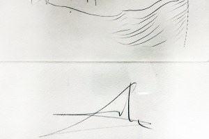 Salvadore Dali ( 1904 - 1989 ), Kruk i Lis, 1974