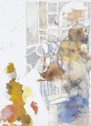 Jerzy Duda-Gracz ( 1941 - 2004), b/t