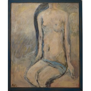 Beata Kamoji ( 1965 ), Akt niebieski, 2006