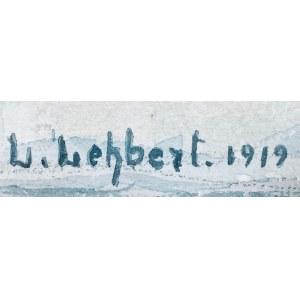 L.Lehbert , Kwiaty w wazonie