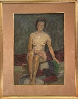 Henryk LEWENSZTADT(1893-1962),Akt kobiecy