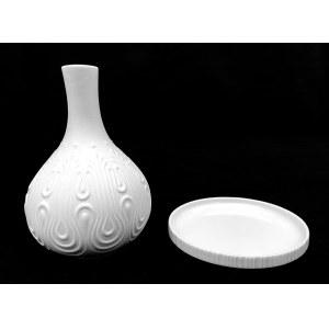 Zestaw porcelanowy 3 sztuki