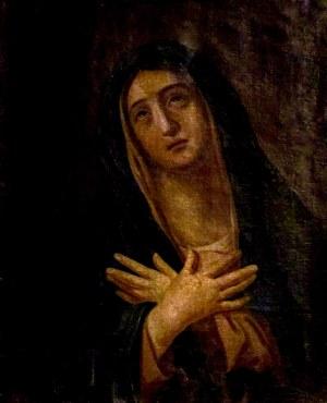 Nieustalony malarz, Św. Maria Magdalena